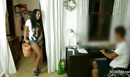 Aria Salazar - Baise au petit-déjeuner video gouine gratuit d'anniversaire - Sex Tapes Latines