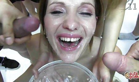 Black Cock baise une film porno gouines ado au cul épais et jouit dans sa bouche