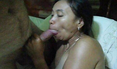 Date Slam - Une salope thaïlandaise se fait décharger lesbienne black tukif une bite blanche dans la chatte