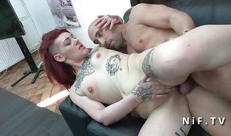 Une lesbienne black sex brune épaisse et plantureuse baise son petit ami